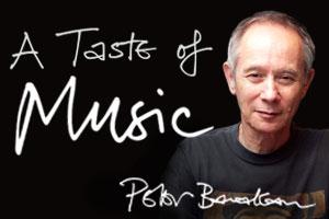 banner A Taste of Music