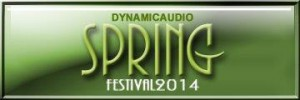 Dynamicaudio Spring Festival 2014 logo
